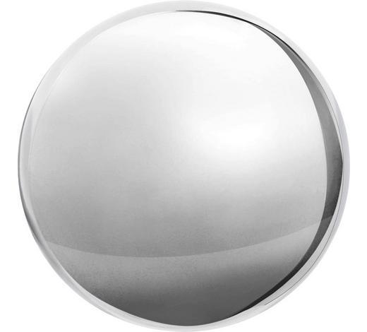 KOULE DEKORAČNÍ - barvy stříbra, Design, kov (18cm)