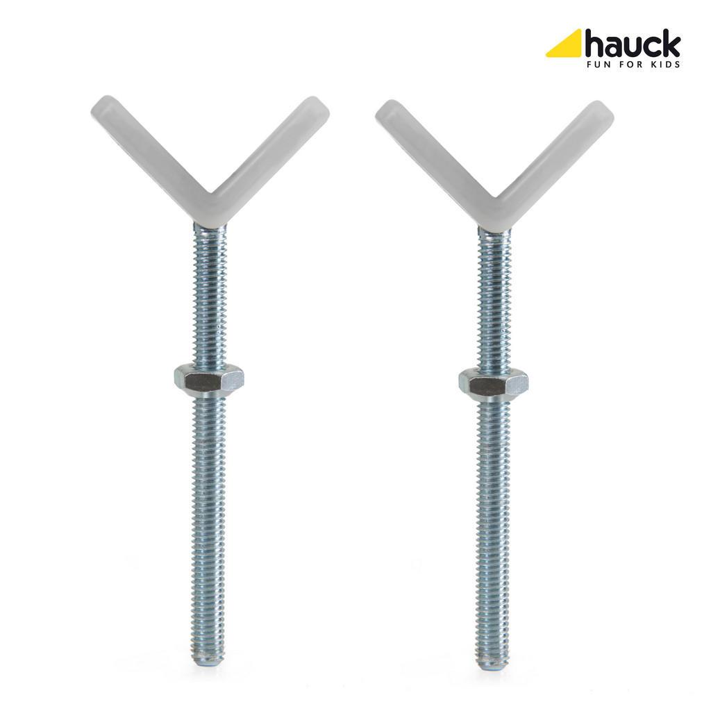 Y-Vřeteno Hauck - barvy stříbra