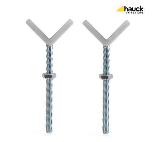 Y-VŘETENO - barvy stříbra, Basics, kov - Hauck