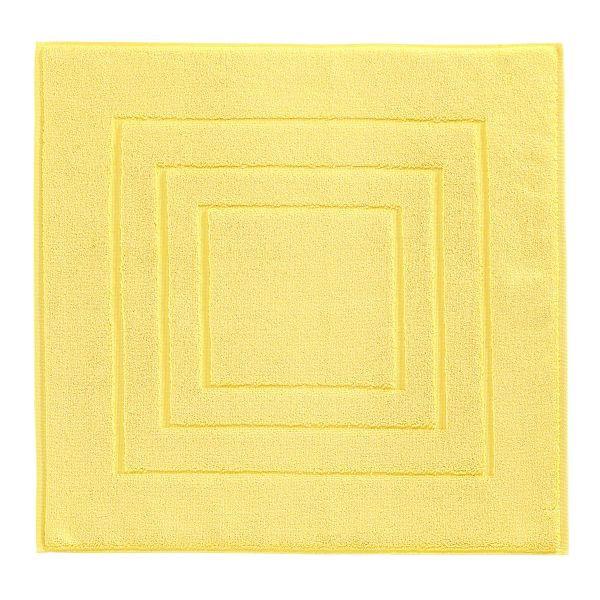 BADEMATTE in Gelb 60/60 cm - Gelb, Basics, Textil (60/60cm) - VOSSEN