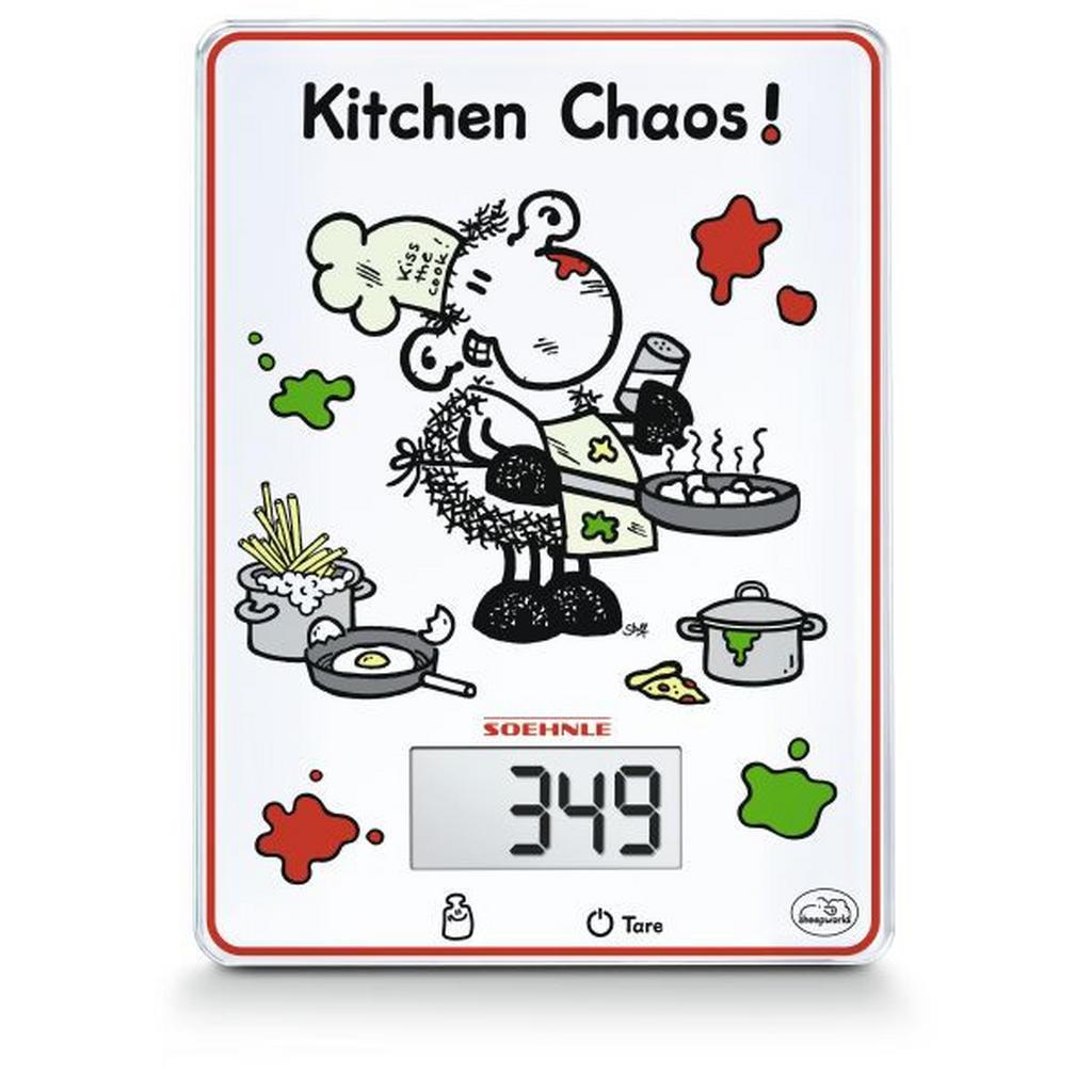 Elektrische Küchenwaage