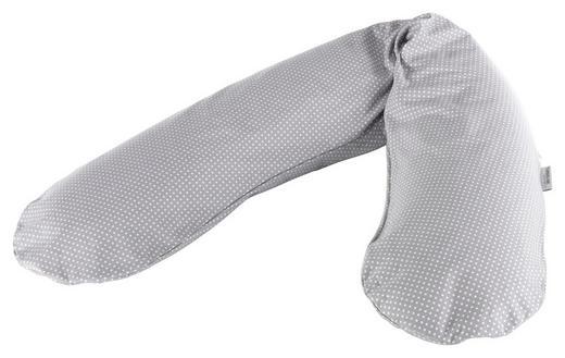STILLKISSEN 150 cm My7 - Anthrazit, Basics, Textil (150cm) - Theraline