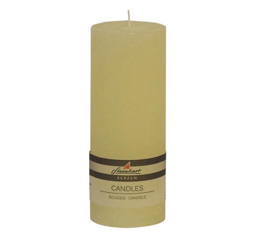 SVÍČKA - šampaňská, Basics (7,8/20cm) - Steinhart