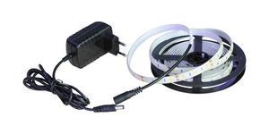 LED-STRIP   - Weiß, Design, Kunststoff/Metall (300cm) - Boxxx