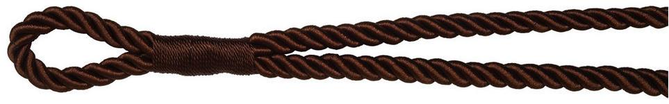 RAFFHALTER 70 cm - Braun, KONVENTIONELL, Textil (70cm) - Homeware