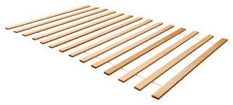 ROLLROST 140/200 cm  - Buchefarben, Basics, Holz (140/200cm) - Carryhome