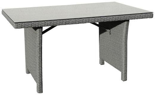 Gartentisch Glas Kunststoff Metall Grau Online Kaufen Xxxlutz