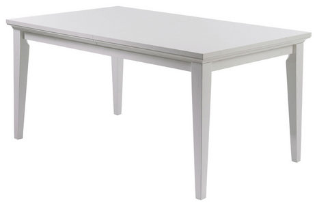 MATBORD - vit, Design, träbaserade material (180/76/95cm) - Hom`in