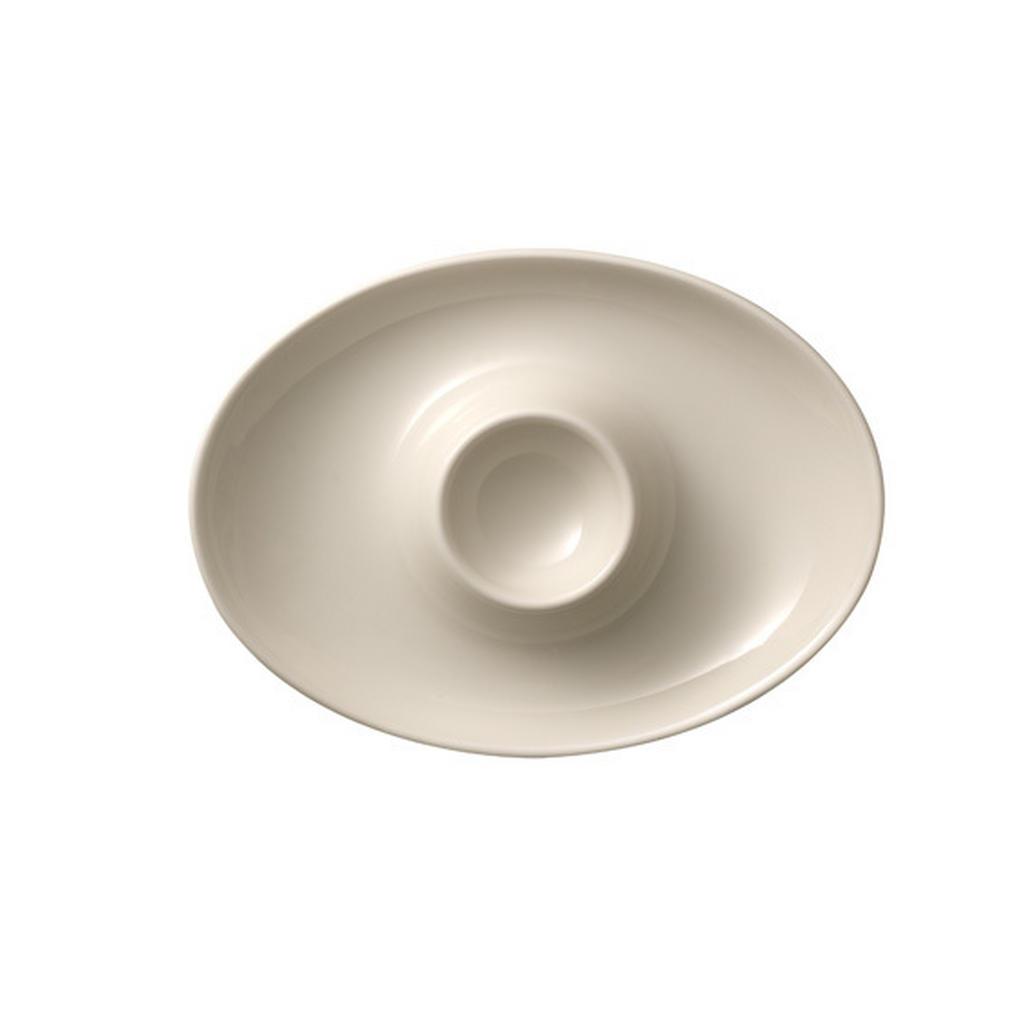 Image of Villeroy & Boch Eierbecher keramik , 19-5160-1951 , weiss , Uni , 11.3x2.8 cm , glänzend , 003407049923