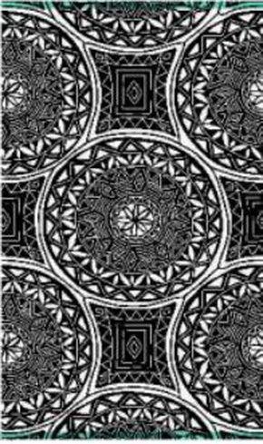 STRANDHANDDUK - vit/svart, Design, textil (86/180cm) - Esposa