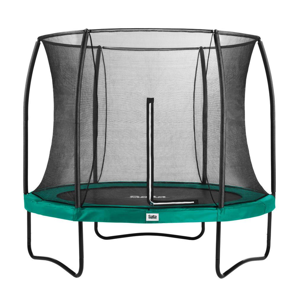 XXXL Trampolin Salta Comfort Combo Grün | Kinderzimmer > Spielzeuge > Trampoline | Grün | Metall