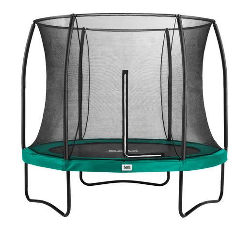 Trampolin Salta Comfort Combo Grün  - Grün, Basics, Metall (251cm)