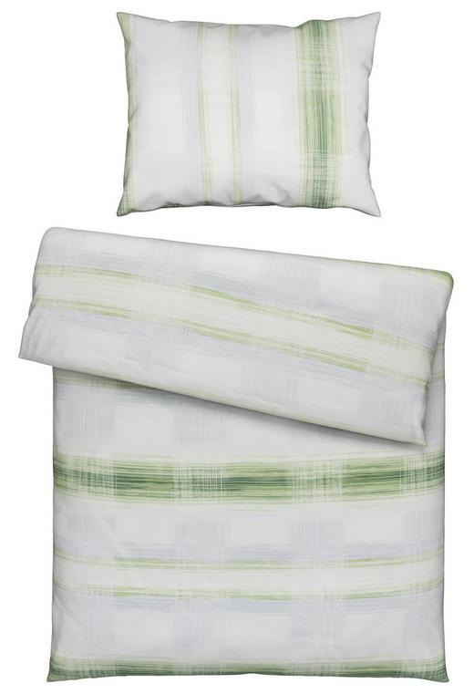 BETTWÄSCHE 140/200/ cm - Grün, KONVENTIONELL, Textil (140/200/cm) - Fussenegger