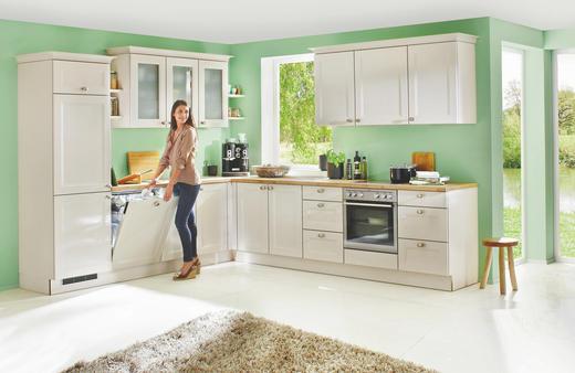 Einbauküche sandfarben design nolte küchen