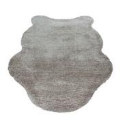 KUNSTFELL - Beige, Trend, Kunststoff/Textil (60/100cm) - Boxxx