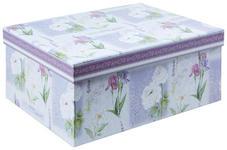KARTONAGE 40/32/19 cm - Multicolor, Trend, Papier (40/32/19cm) - Boxxx