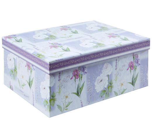 KARTONAGE 34/26/14,5 cm  - Multicolor, Trend, Papier (34/26/14,5cm) - Boxxx