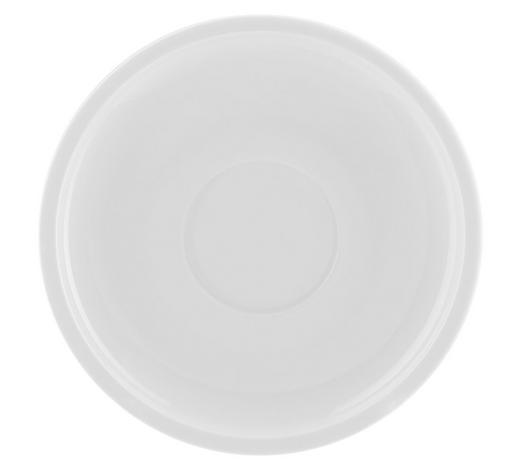 UNTERTASSE  - Weiß, KONVENTIONELL, Keramik (16cm) - Villeroy & Boch