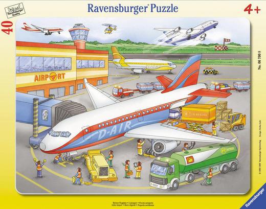 PUZZLE - Multicolor, Basics, Karton (38/29,4/0,7cm) - Ravensburger