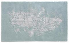 BADTEPPICH in Mintgrün 60/100 cm  - Mintgrün, Design, Kunststoff/Textil (60/100cm) - Ambiente