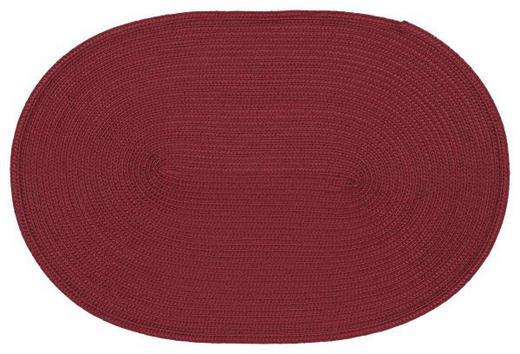 TISCHSET Textil - Rot, Basics, Textil (30/45/cm) - Homeware