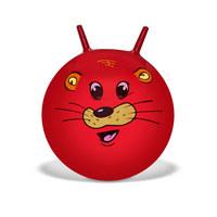 HÜPFBALL - Rot, Basics, Kunststoff (45cm) - My Baby Lou