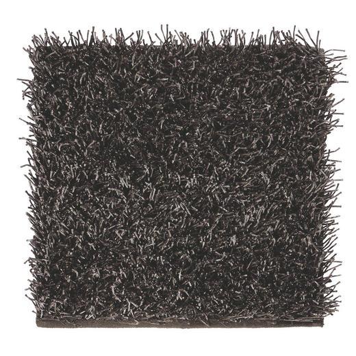 BADTEPPICH  Dunkelgrau  60/60 cm - Dunkelgrau, Textil (60/60cm)