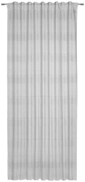 GARDINLÄNGD - ljusgrå, Basics, textil (140/245cm) - Esposa