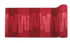 LÄUFER per  Lfm - Rot, KONVENTIONELL, Kunststoff/Textil (100cm) - Esposa