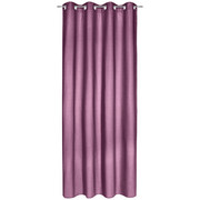 ZÁVĚS HOTOVÝ - fialová, Basics, textil (140/245cm) - Esposa