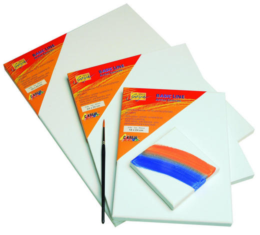 KEILRAHMEN 30X30CM - Basics (30/30/1.7cm)
