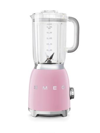 STANDMIXER - Pink, Basics, Metall (19,7/39,7/16,3cm) - SMEG
