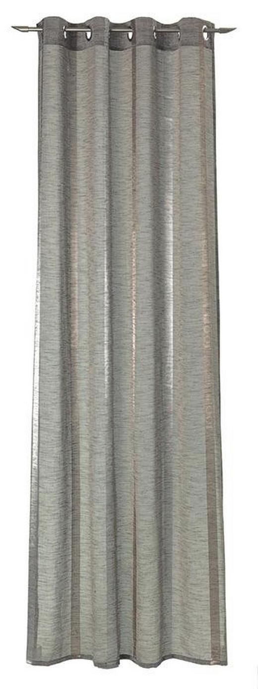 ÖSENSCHAL    140/250 cm - Braun, Textil (140/250cm) - Joop!