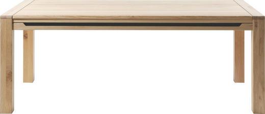 ESSTISCH Wildeiche rechteckig Eichefarben - Eichefarben, Design, Holz (100/200/75,9cm) - Linea Natura