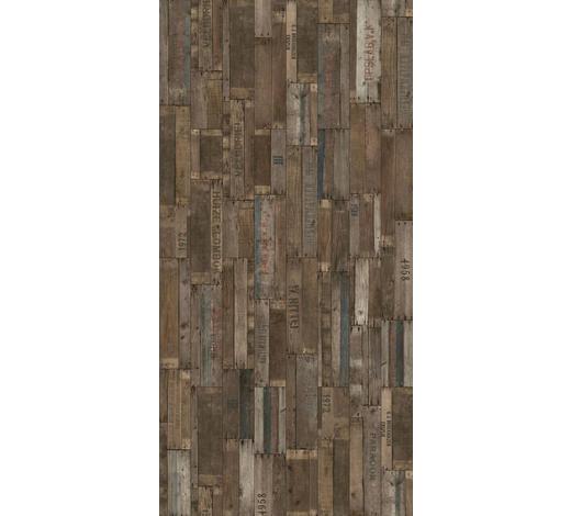 LAMINATBODEN Braun, Eichefarben, Dunkelbraun, Hellbraun  per  m² - Hellbraun/Eichefarben, KONVENTIONELL, Holzwerkstoff (128,5/15,8/0,8cm) - Parador