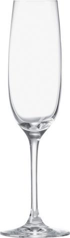 ČAŠA ZA PJENUŠAC - prozirno, Konvencionalno, staklo (23cm) - LEONARDO