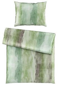POSTELJINA - Zelena, Dizajnerski, Tekstil (200/200cm) - Novel