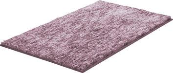 BADTEPPICH  Hellrosa, Flieder  70/120 cm     - Hellrosa/Flieder, KONVENTIONELL, Kunststoff/Textil (70/120cm) - Esposa