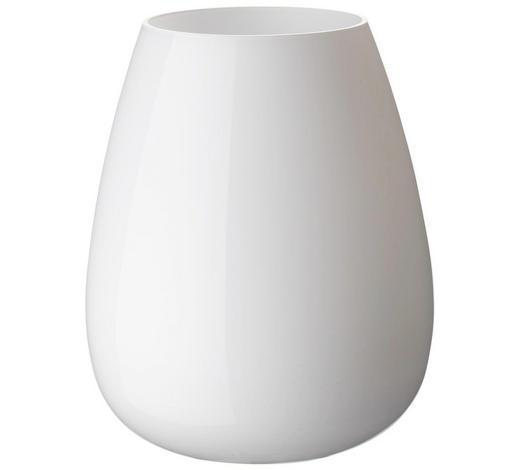 VASE 16 cm - Weiß, Design, Glas (16cm) - Villeroy & Boch