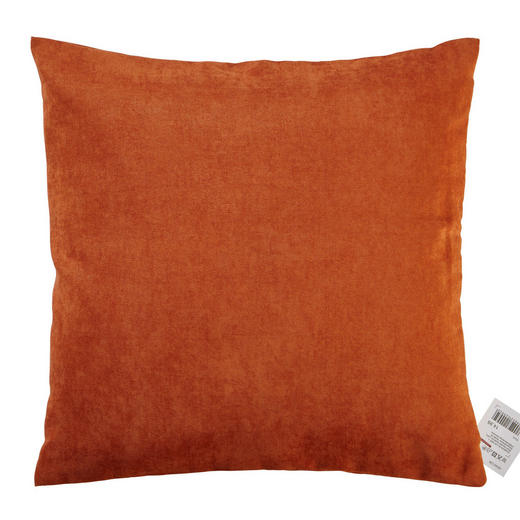 KISSENHÜLLE Kupferfarben 40/40 cm - Kupferfarben, Basics, Textil (40/40cm) - Novel