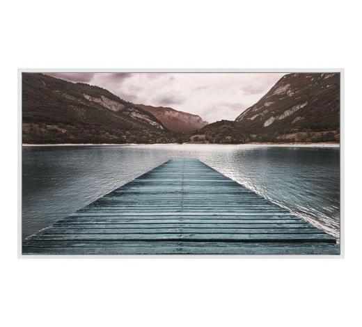 GYCLEÉ  - Multicolor, Design, Holz/Kunststoff (120/70cm) - Monee