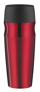 TRINKBECHER - Rot, Basics, Metall (0,35l) - ALFI
