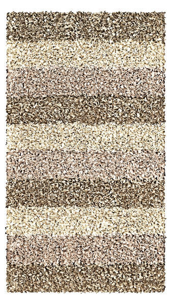 BADTEPPICH  Taupe  70/120 cm - Taupe, Basics, Kunststoff/Textil (70/120cm) - KLEINE WOLKE