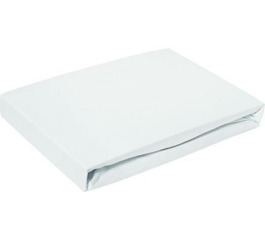 PLAHTA S GUMICOM - bijela, Konvencionalno, tekstil (160/200cm)