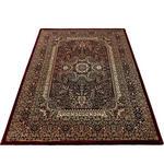 WEBTEPPICH  160/230 cm  Rot - Rot, KONVENTIONELL, Textil (160/230cm) - Esposa