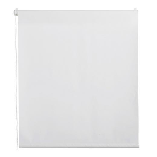 ROLLO  blickdicht   60/160 cm - Weiß, Design, Kunststoff (60/160cm) - Homeware