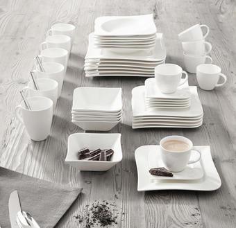 KOMBI SERVIS - bijela, Konvencionalno, keramika - Ritzenhoff Breker