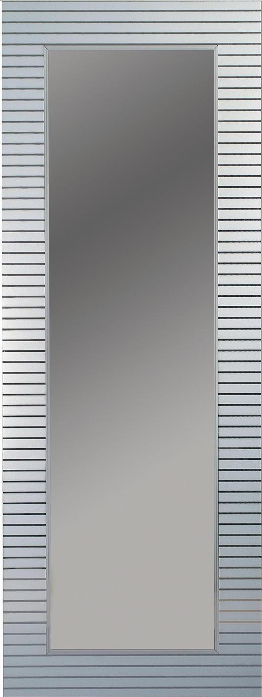 OGLEDALO - boje srebra, Design (50/160/0,3cm) - BOXXX