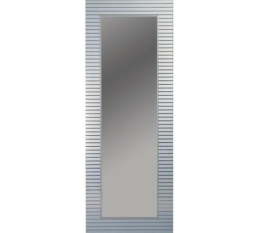 SPIEGEL Silberfarben - Silberfarben, Design (50/160/0,3cm) - Boxxx