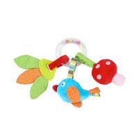 RASSEL  Springtime   - Multicolor, Basics, Kunststoff/Textil (18cm) - My Baby Lou